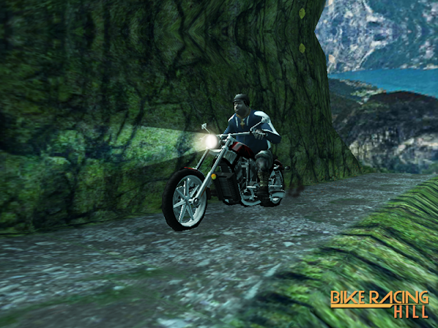 android Bike Racing: Hill Screenshot 3
