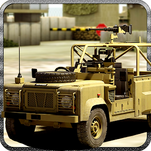 Download Combat Jeep Driving Simulator for Windows Phone