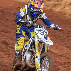 Motocross Rider by Dirk Luus - Sports & Fitness Motorsports ( motorbike, motocross, motorcycle, dirt, motorsport )