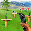 Game Bottle 3D Shooting Expert APK for Kindle
