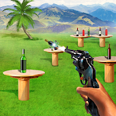Download Bottle 3D Shooting Expert APK on PC