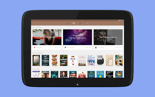 Bookmate — reload your reading APK for Bluestacks