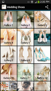 Wedding Shoes - screenshot
