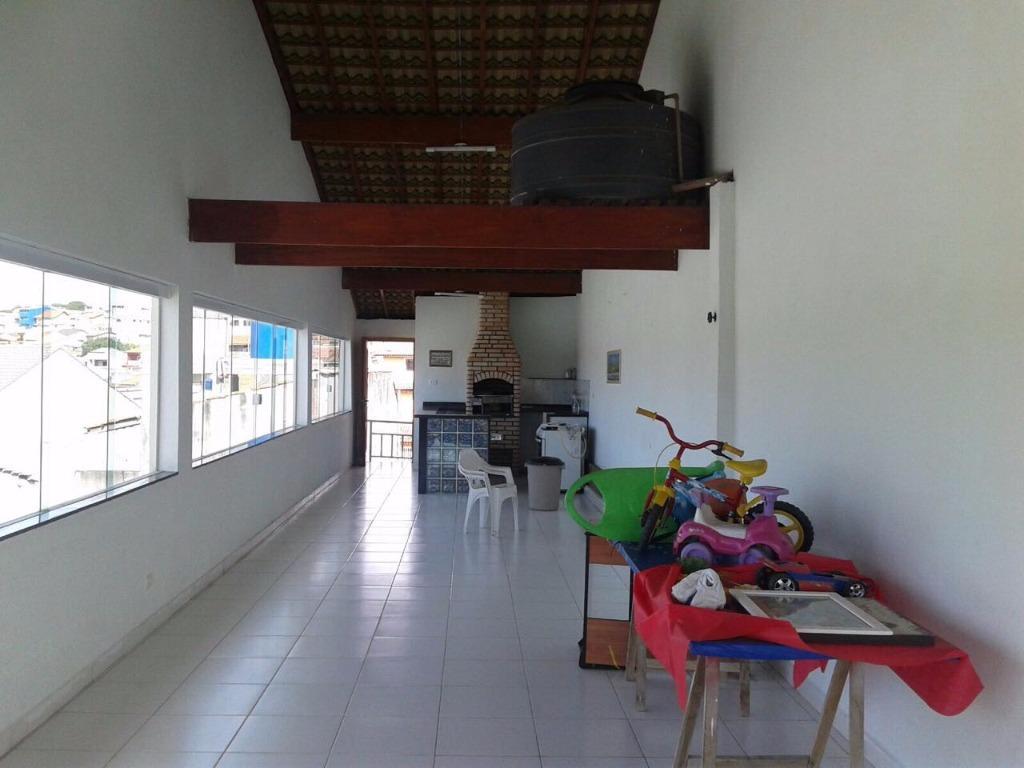 Casa 3 Dorm, Parque Continental I, Guarulhos (SO1464) - Foto 4