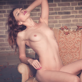 by Patrick Krekels - Nudes & Boudoir Artistic Nude