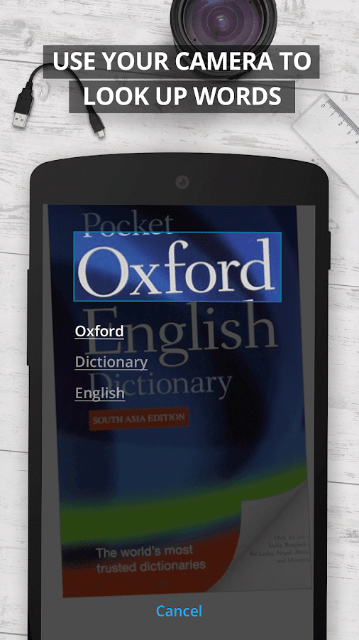 Oxford Dictionary of English Screenshot 4