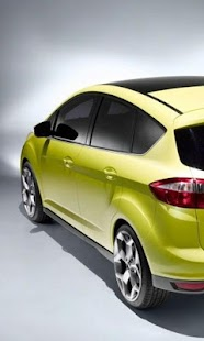 Wallpapers Ford C Max - screenshot