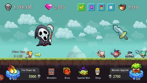 Angry Mon screenshot 2