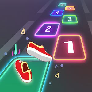 Hopscotch: Back to childhood For PC / Windows 7/8/10 / Mac – Free Download