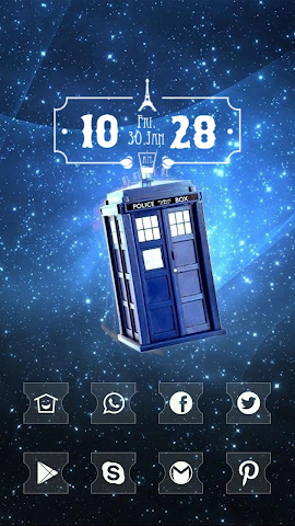 android Flying Box Screenshot 0