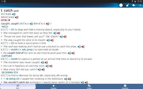 cambridge advanced learner dictionary apk full