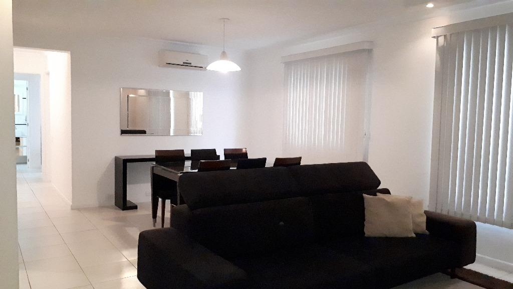 Flat residencial para locação, Jardim Paulista, São Paulo.