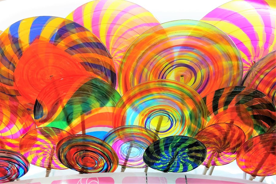 by Koh Chip Whye - Abstract Patterns (  )