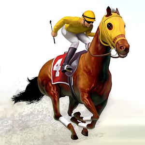 Cover art Photo Finish Horse Racing