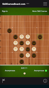 Reversi by SkillGamesBoard - screenshot
