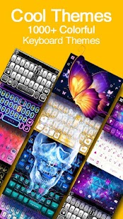 App Kika Keyboard - Cool Fonts, Emoji, Emoticon,GIF APK for Windows Phone