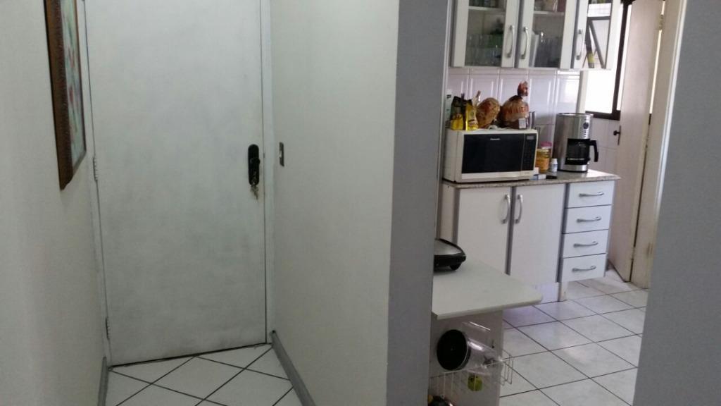 Apto 1 Dorm, Encruzilhada, Santos (AP4078) - Foto 14