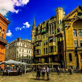 #Riga by Anrijs Slišāns - Buildings & Architecture Public & Historical