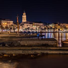 by Dado Barić - City,  Street & Park  Vistas
