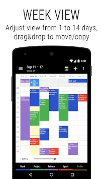 Business Calendar 2 APK screenshot thumbnail 2