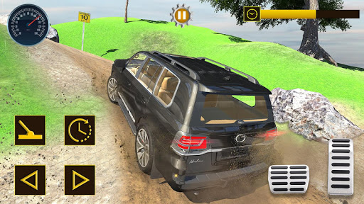 Offroad Jeep Driving Simulator - Jeep Simulator screenshot 16