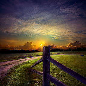 A Passing by Phil Koch - Landscapes Prairies, Meadows & Fields ( summer. spring, wisconsin, vertical, natural light, photograph, environement, farmland, yellow, phil koch, leaves, spring, sun, photography, love, farm, nature, autumn, horizons, flowers, inspired, clouds, office, orange, green, twilight, agriculture, horizon, myhorizonart, scenic, morning, portrait, field, winter, red, seasons, blue, national geographic, serene, sunset, peace, fall, meadow, earth, sunrise, landscapes, floral, inspirational,  )