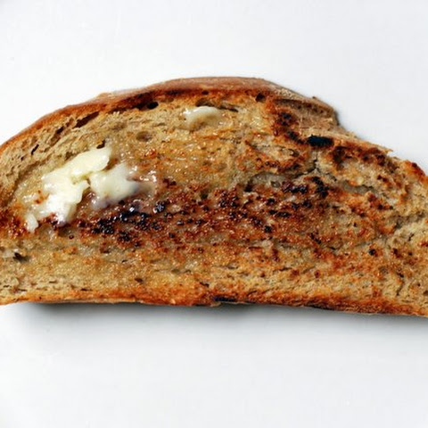 A Rye Bread For Toasting