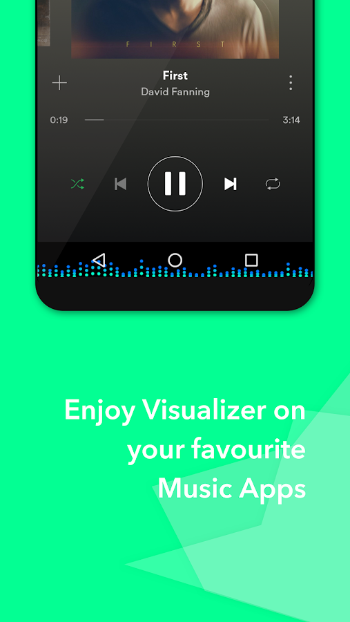 Muviz - Navbar Music Visualizer Screenshot 2