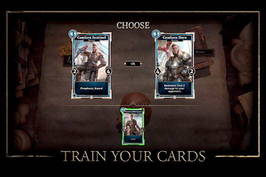 The Elder Scrolls®: Legends™ (Unreleased) APK screenshot thumbnail 5
