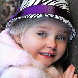 Smiling Smiling by Cheryl Korotky - Babies & Children Child Portraits