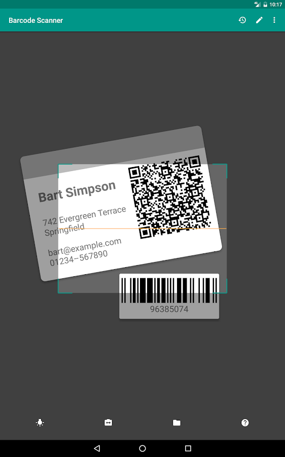 QR Reader (No Ads) Screenshot 8