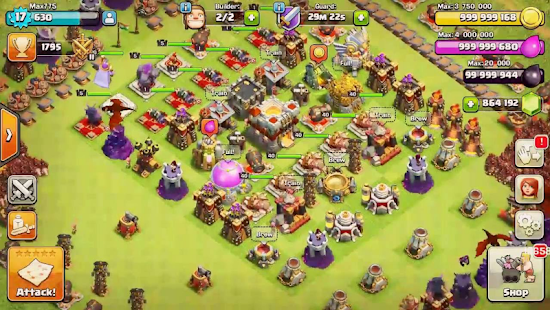App Clash Magic for Private Server apk for kindle fire