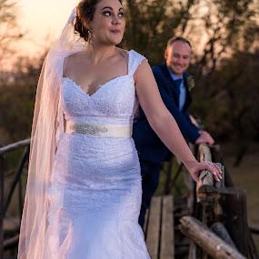 Wedding by Freek du Toit - Wedding Bride & Groom