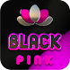 Black Pink HD Icon Pack