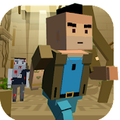 Free Pixel Craft Runner APK for Windows 8