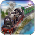 Tourist Train Hill Driving 1.1 icon