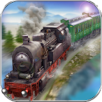 Tourist Train Hill Driving 1.1 Apk
