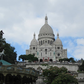 Sacre Couer by Nick Pirie - Buildings & Architecture Places of Worship