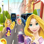 Game Subway Princess Mariam Rapunzel APK for Windows Phone
