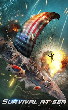 Sea Battle For Survival - Fleet Commander APK screenshot thumbnail 1