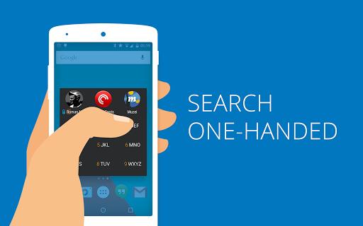 AppDialer Pro T9 finder - screenshot
