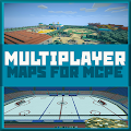 Multiplayer Maps for Minecraft