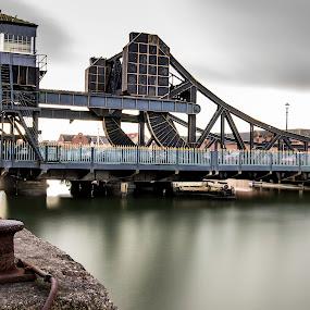 Corporation bridge by Darren Cocking - Buildings & Architecture Bridges & Suspended Structures (  )