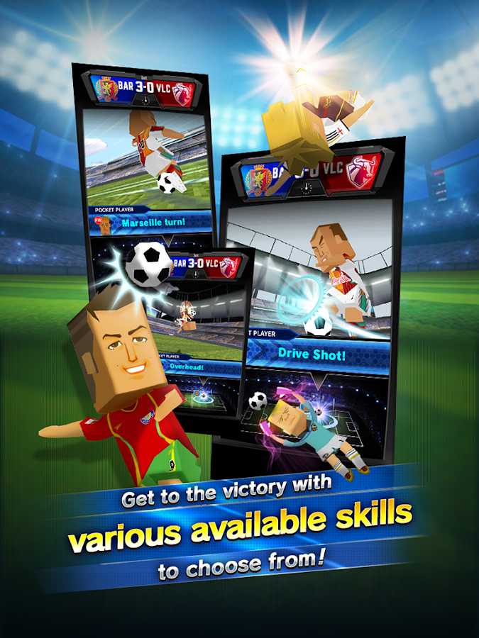 POCKET FOOTBALLER PLUS Screenshot 9