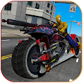 Game Moto Spider Traffic Hero apk for kindle fire