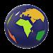 اطلس الدول خرائط العالم  Icon