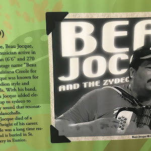 Born Andrus J. Espree, Beau Jocque, was a Creole zydeco musician active in the 1990s. A large man (6'