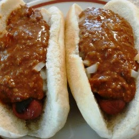 How to make Hot Dog Chili