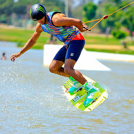 LAKE TELAVIV by Dong Leoj - Sports & Fitness Other Sports ( sports &fitness )