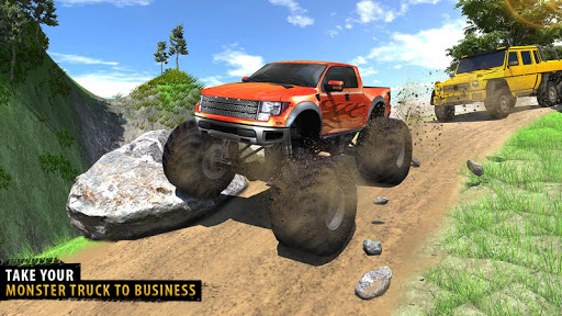 Offroad Jeep Driving Simulator - Jeep Simulator screenshot 18